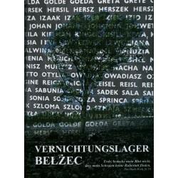 Bełżec Vernichtungslager – folder