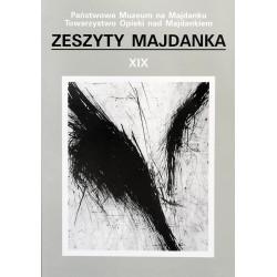 Zeszyty Majdanka, Tom XIX