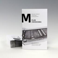 Miejsce Pamięci i Muzeum na Majdanku- plan zwiedzania