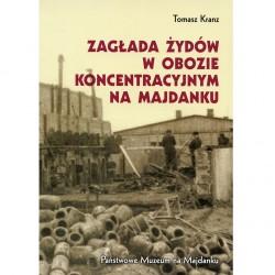 Zagłada Żydów w obozie koncentracyjnym na Majdanku