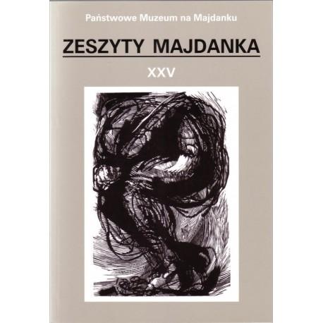 Zeszyty Majdanka, Tom XXV