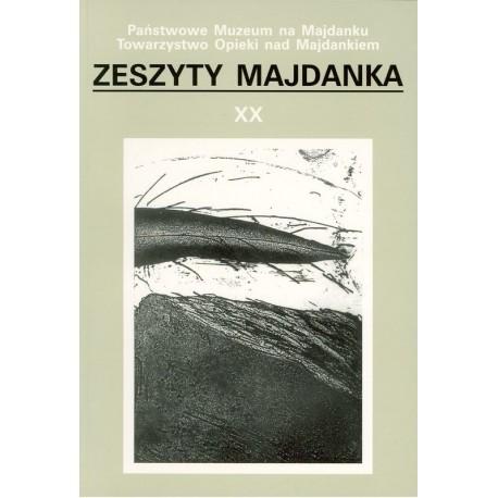 Zeszyty Majdanka, Tom XX