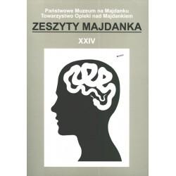 Zeszyty Majdanka, Vol. XXIV