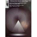 Plakat B1 - VI Międzynarodowe Triennale Sztuki Majdanek 2000