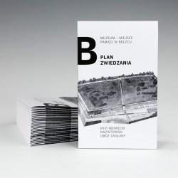 Plan zwiedzania Muzeum- Miejsce Pamięci w Bełżcu