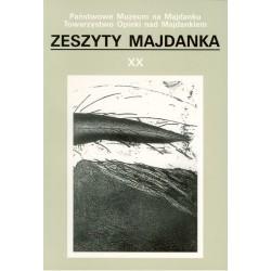 Zeszyty Majdanka, Vol. XX